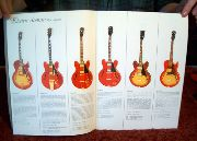 Gibson Cataloge Guitar 2870